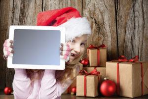 Новогодние подарки для детей из малообеспеченных семей