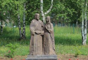 Святые Петр и Феврония Муромские и Алексей Ремизов (повесть «Петр и Феврония»)