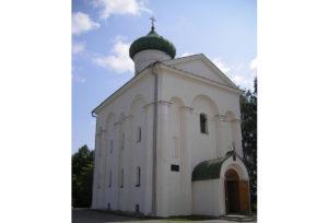 Спасо-Евфросиниевский монастырь (Полоцк)