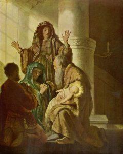 Святой праведный Симеон. Почитание