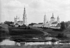 Места и люди. Николаевский Клобуков монастырь