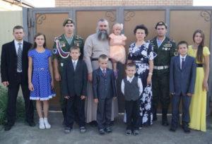 """Места и люди. """"Семья Кожеватовых"""""""