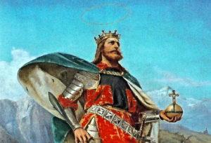 Олаф Святой, король Норвегии
