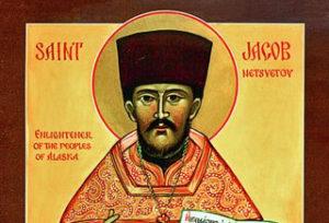 Протоиерей Иаков Нецветов, просветитель народов Аляски