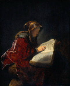 Пророчица Анна