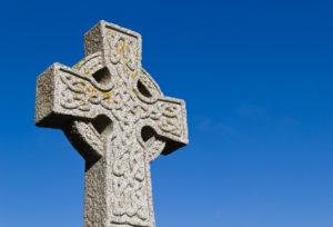 Кельтский крест - древний христианский символ Европы