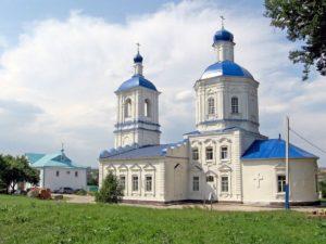 Богородице-Рождественский монастырь (Тула)