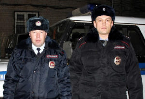 Евгений Вендин и Станислав Китаев