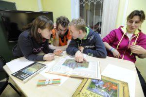 «Образование без пробелов» для детей-сирот
