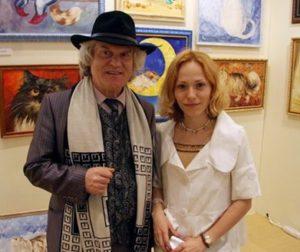 Светлый вечер с Юрием Куклачевым и Екатериной Куклачевой (09.03.2017)