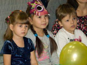 Самарский проект «Дети-ангелы»