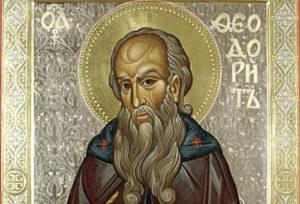 Преподобный Феодорит Кольский
