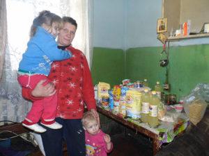 Тепло и свет для шестерых детей