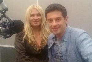 Светлый вечер с Антоном и Викторией Макарскими (22.03.2017)