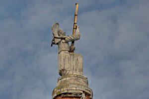 Церковь Спаса Нерукотворного Образа в Аксиньино
