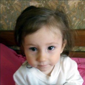 Спасти зрение Алине из Молдавии