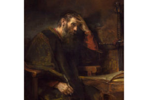 Апостол Павел и Василий Жуковский «Савл по дороге в Дамаск»