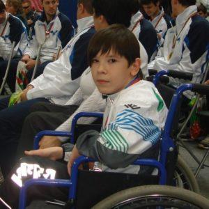 Реабилитация после травмы для Владислава Якимова