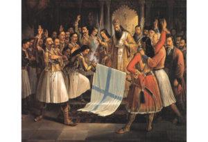 Праздник Благовещения - день независимости Греции