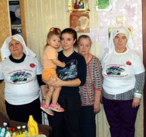 Жильё для Марины и её дочки Сашеньки