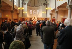 «Свято- Никольский храм в Амстердаме». Места и люди