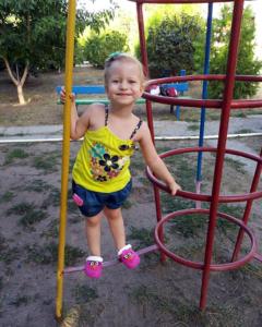 Год спокойной жизни для маленькой Стефании