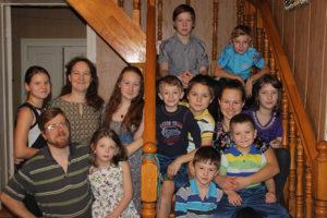 Дом для большой и дружной семьи
