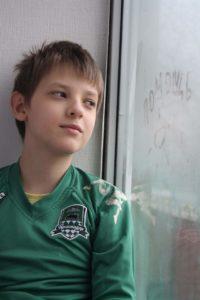 Летний курс реабилитации для Никиты Бойко
