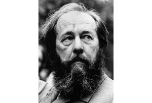 Александр Солженицын. «Пасхальный крестный ход»