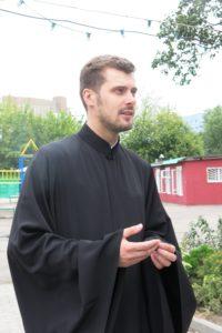 Диакон Филипп Пономарёв