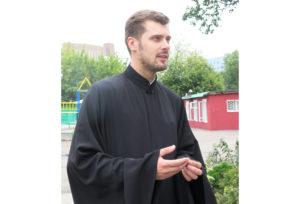 «Христианство и спорт». Диакон Филипп Пономарёв