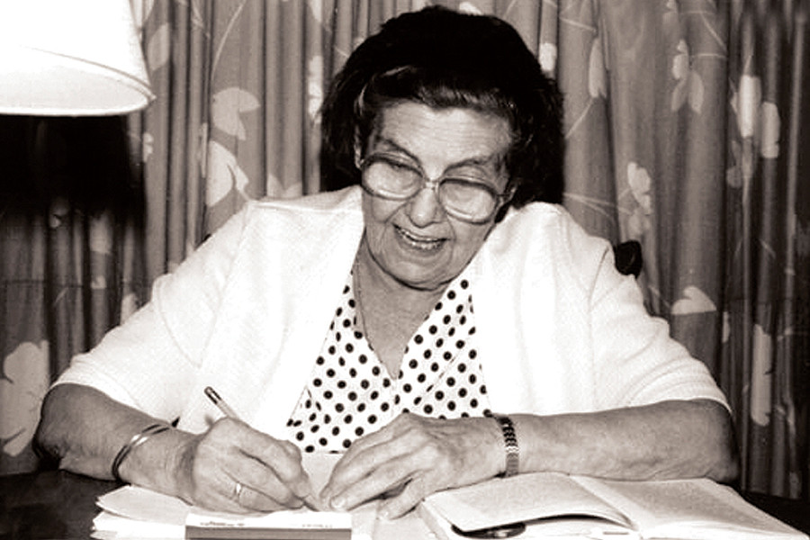 Софья Куломзина