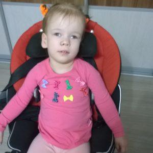 Лекарство от эпилепсии для Таси