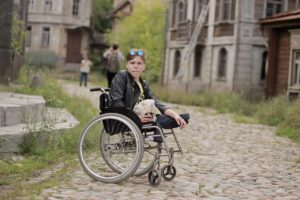 Проект для детей-инвалидов «Сами делаем кино»