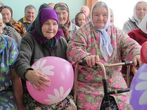 «Старость в радость»: подарить один день счастья