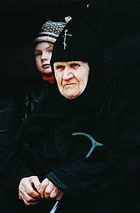 схимонахиня Никандра Покровская