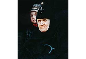 Голоса времени - 4 мая. схимонахиня Никандра Покровская