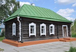 Дом Жукова в Стрелковке