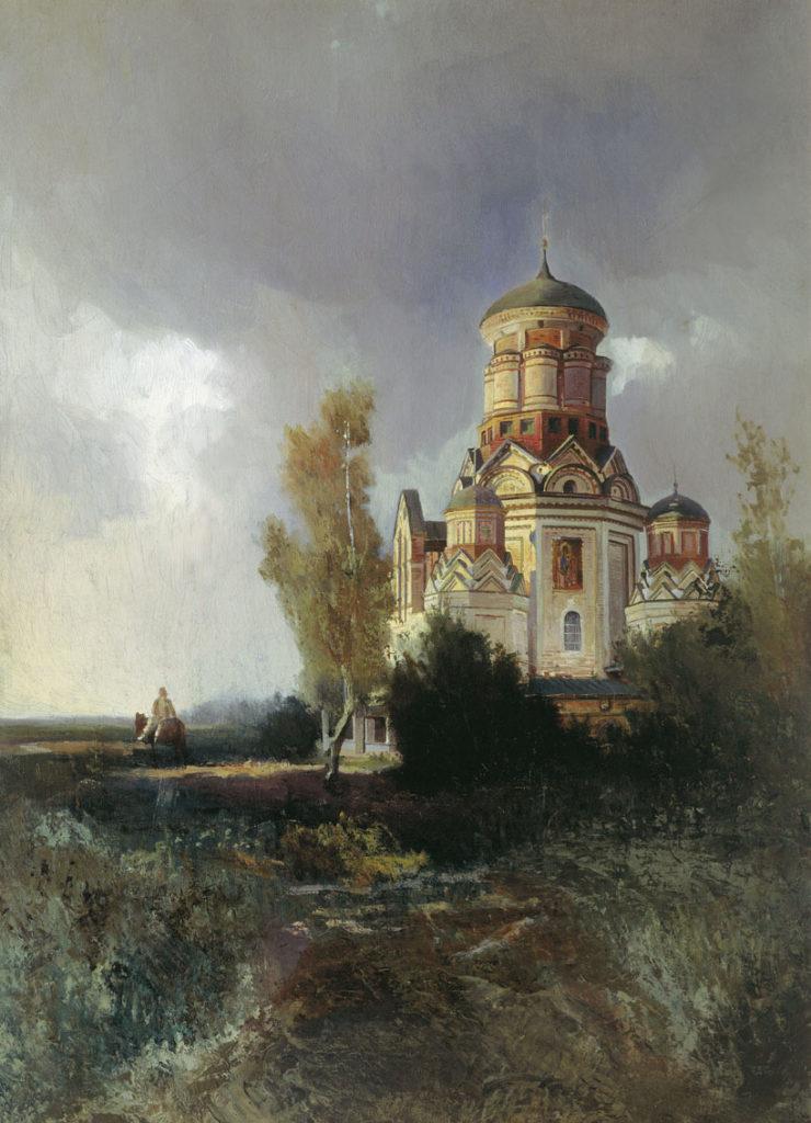 Дьяковская церковь
