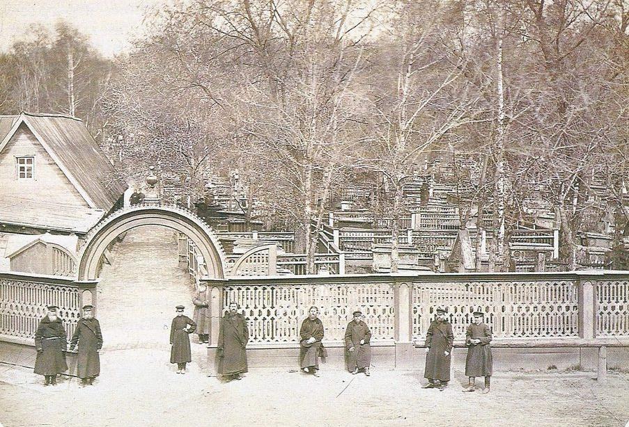 Рогожское старообрядческое кладбище