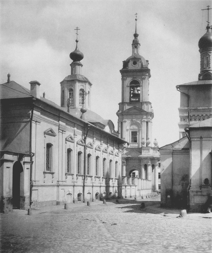 Церковь Иоанна Предтечи под бором