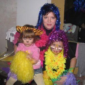 Реабилитация после травмы для мамы двух дочек