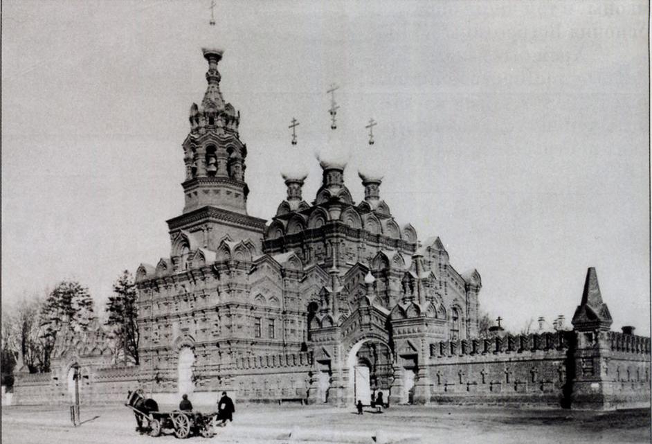 Скорбященский девичий монастырь