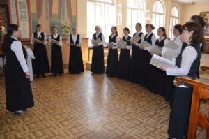 Набор на регентское отделение Самарской духовной семинарии