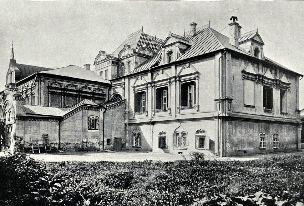 Дом князя Юсупова