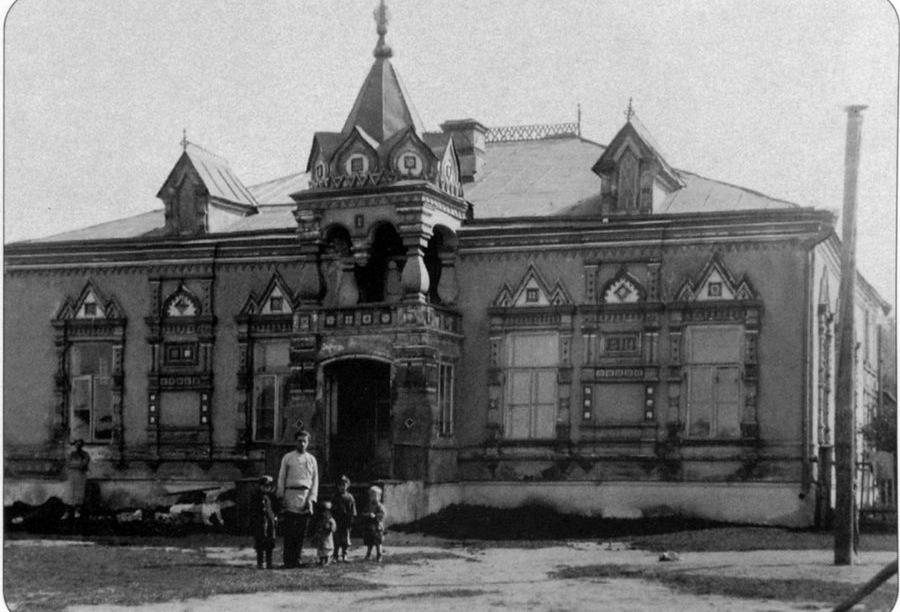 Дом на Малой Калужской улице