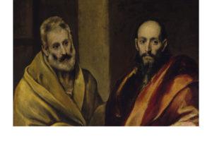 Апостолы Петр и Павел: личность и служение