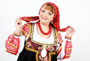 Светлый вечер с народной артисткой России Надеждой Крыгиной (26.07.2017)