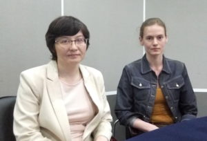 «Археологические проекты в школе». Светлый вечер с Инной Медведевой и Анной Топельберг (12.07.2017)
