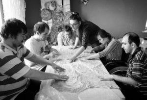 «Творчество объединяет всех». Светлый вечер с Ириной Осиповой и Андреем Афониным (13.07.2017)